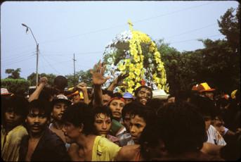 Managua, Nicaragua, 1991